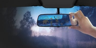 Spiegeltje, spiegeltje aan de wand… …wie heeft de beste gecheckte auto van het land?