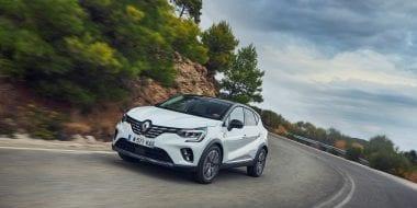Vijf Euro NCAP sterren voor nieuwe Renault CAPTUR