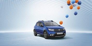 Dacia introduceert Série Limitée 15th Anniversary-modellen