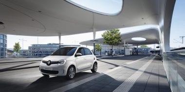 De nieuwe Renault Twingo Z.E.: de grote vedette in de stad
