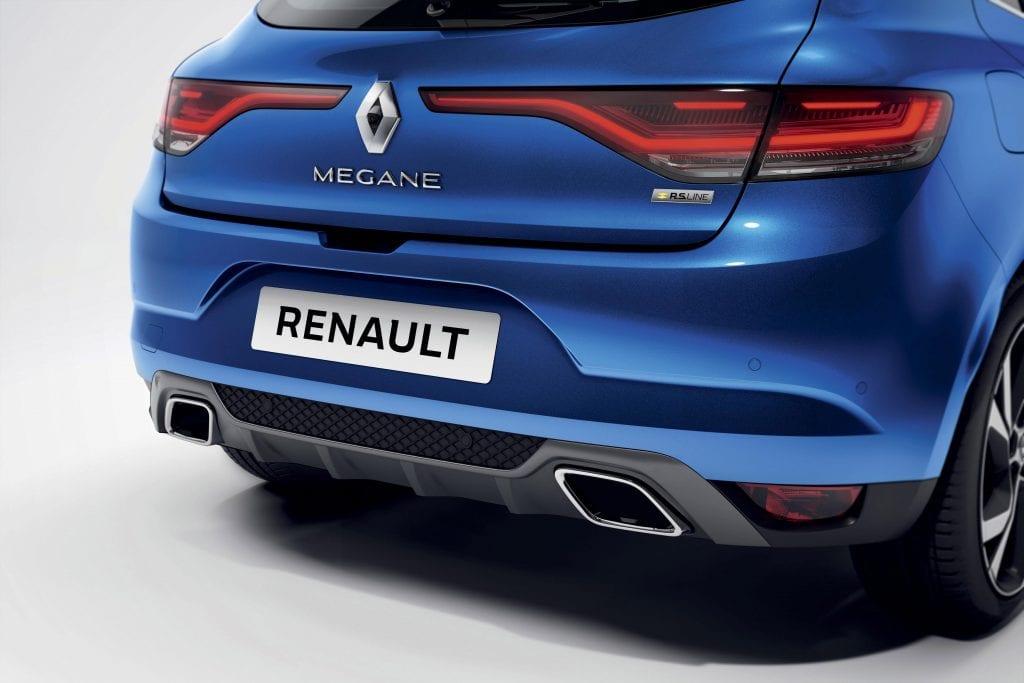 auto MEGANE renault