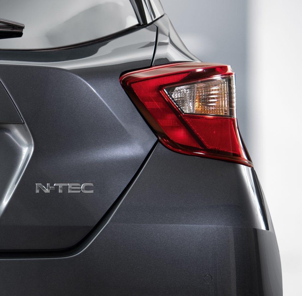 Nissan N-TEC