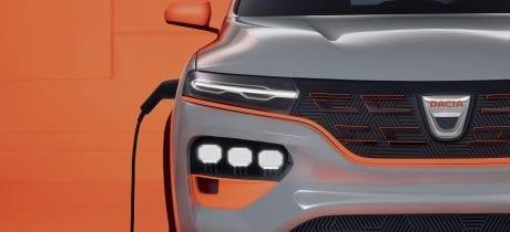 Dacia Spring: een elektrische rEVolutie van Dacia