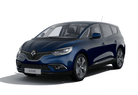 Renault Nieuwe Grand Scénic Grand Scénic TCe 140 EDC GPF Intens