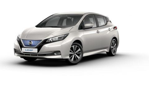 Nissan LEAF Leaf ACENTA 40kWh + 6.6 lader