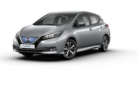 Nissan LEAF Leaf TEKNA 40kWh