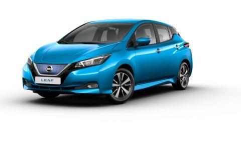 Nissan LEAF Leaf N-CONNECTA e+ 62kWh
