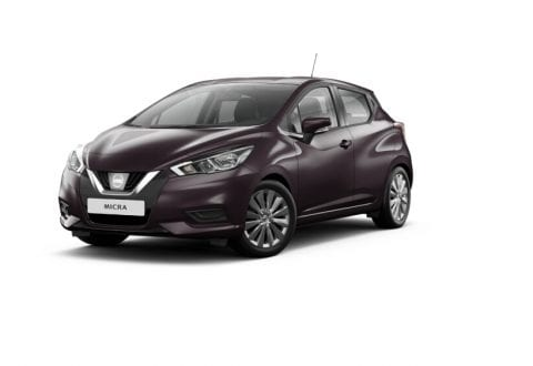 Nissan New Micra Micra IG-T 100 N-Style