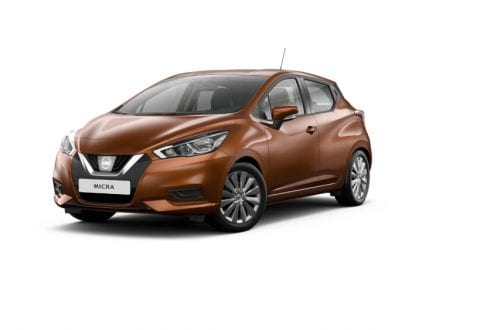 Nissan New Micra Micra IG-T 90 N-Connecta