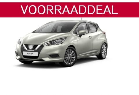 Nissan New Micra Micra IG-T 100 N-Connecta Xtronic