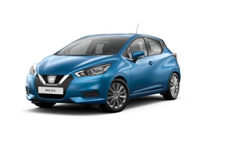 Nissan New Micra Micra IG-T 100 N-Connecta
