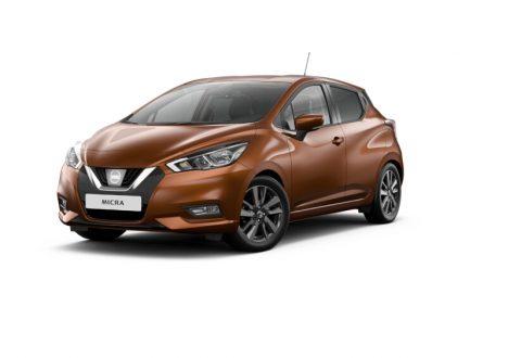 Nissan New Micra Micra IG-T 92 TEKNA
