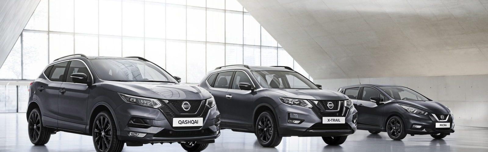 Nissan Micra - Qashqai - X-Trail