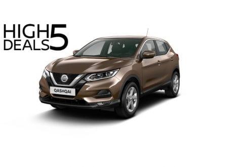 Nissan New Qashqai Qashqai 1.3 DIG-T 160 DESIGN EDITION DCT