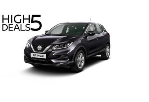 Nissan New Qashqai Qashqai 1.3 DIG-T 140 ACCESS EDITION