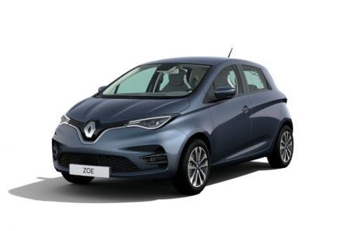 Renault Zoe ZOE E-TECH Electric R135 Intens Batterijkoop