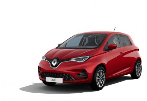 Renault Zoe ZOE R135 Intens Batterijkoop