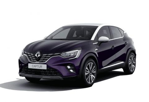 Renault Nieuwe Captur Nieuwe Captur TCe 155 EDC GPF Initiale Paris