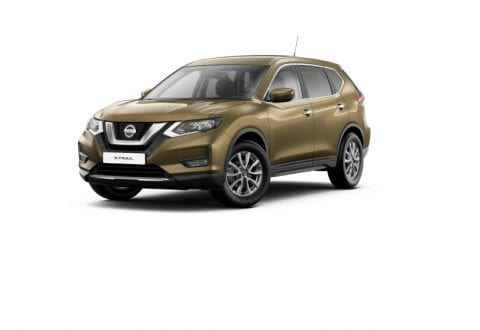 Nissan New X-Trail X-Trail DIG-T 160 EVAPO DCT N-CONNECTA 7zit