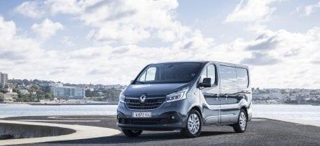 Renault introduceert aantrekkelijke Trafic Business