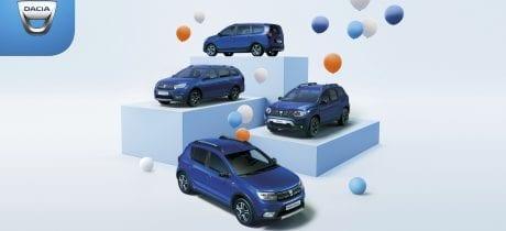 Dacia, 15 jaar succes in Europa