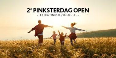 2e Pinksterdag zijn onze showrooms geopend!