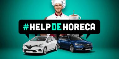 Koop een auto uit voorraad en ontvang €100,- voor de horeca!