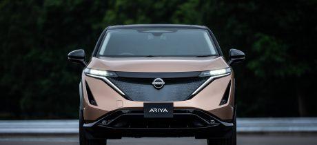 Nissan Ariya: volledig elektrische coupé crossover voor een nieuw tijdperk