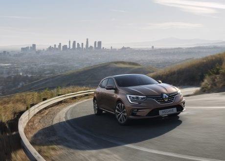 Nieuwe Renault MEGANE Hatchback