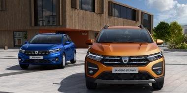 De nieuwe Dacia Sandero en Sandero Stepway: completer en moderner dan ooit
