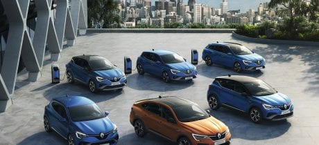 Renault introduceert drie nieuwe E-TECH hybridemodellen