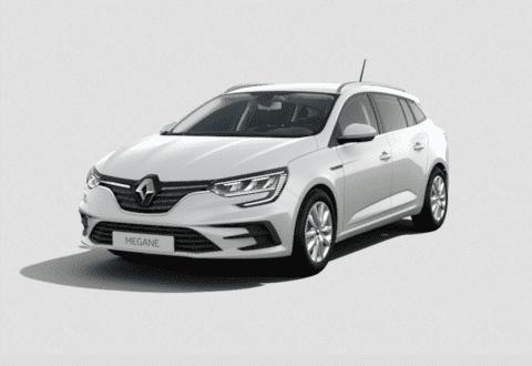 Renault Nieuwe Mégane Estate Nieuwe Mégane Estate Plug-in Hybrid 160 R.S. Line