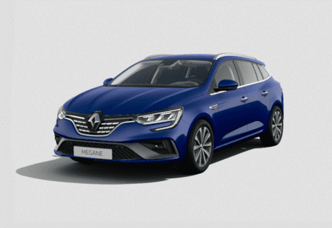 Renault Nieuwe Mégane Estate Nieuwe Mégane Estate TCe 140 EDC GPF Intens