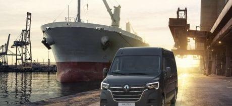 Renault Master nu ook als Work Edition