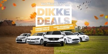 Van Mossel | Voor Dikke Deals