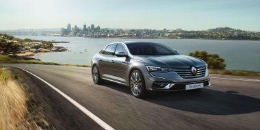 Vernieuwd aanbod voor Renault Talisman