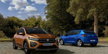 Prijzen nieuwe Dacia Sandero en Sandero Stepway bekend