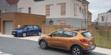 Rijden met de nieuwe Dacia Sandero en Sandero Stepway: essentiële eigenschappen voor eigentijds rijden