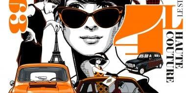Renault viert zestigste verjaardag van iconische 4L