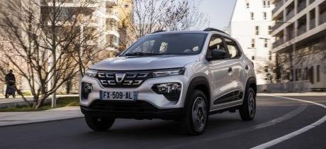 Nieuwe Dacia Spring: prijzen meest betaalbare elektrische auto bekend