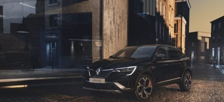 Renault Arkana behaalt 5 Euro NCAP-sterren