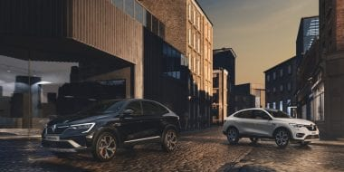 Prijzen nieuwe Renault ARKANA bekend