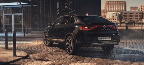 Exclusieve preview van de nieuwe Renault ARKANA