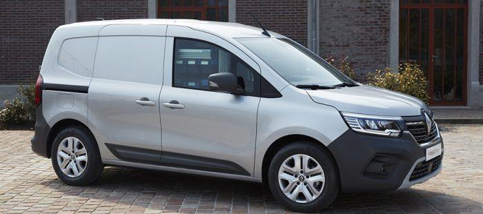 Nieuwe Renault Kangoo