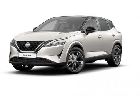 Nissan Qashqai Mild-Hybrid Qashqai 1.3 Mild-Hybrid 158 PREMIERE EDITION Xtr